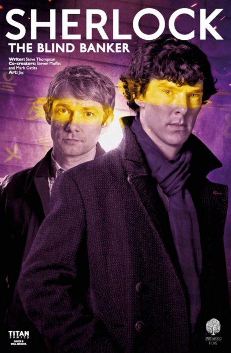 Sherlock - The Blind Banker #6