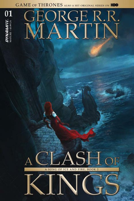 George R.R. Martin's A Clash of Kings #1