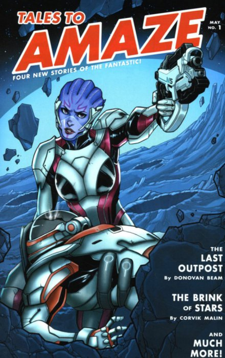 Mass Effect - Discovery #1