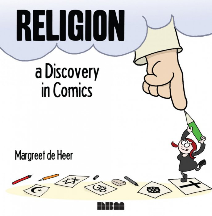 Religion - A Discovery in Comics #1 - GN