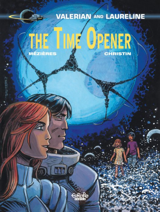 Valerian and Laureline #21 - The Time Opener