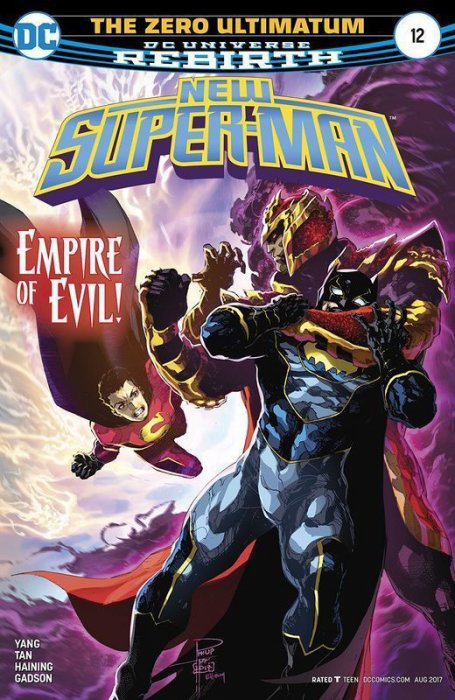 New Super-Man #12