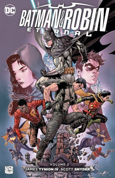 Batman and Robin Eternal Vol.2