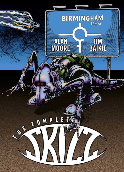 The Complete Skizz #1 - TPB
