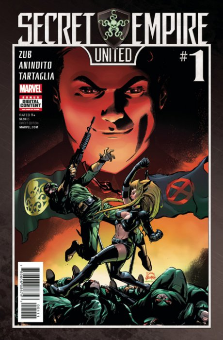 Secret Empire - United #1
