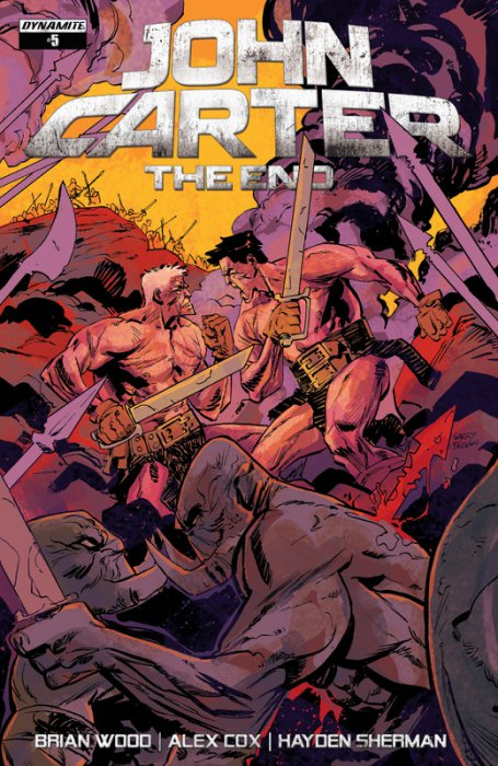 John Carter - The End #5