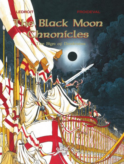 The Black Moon Chronicles Vol.1-3 Complete