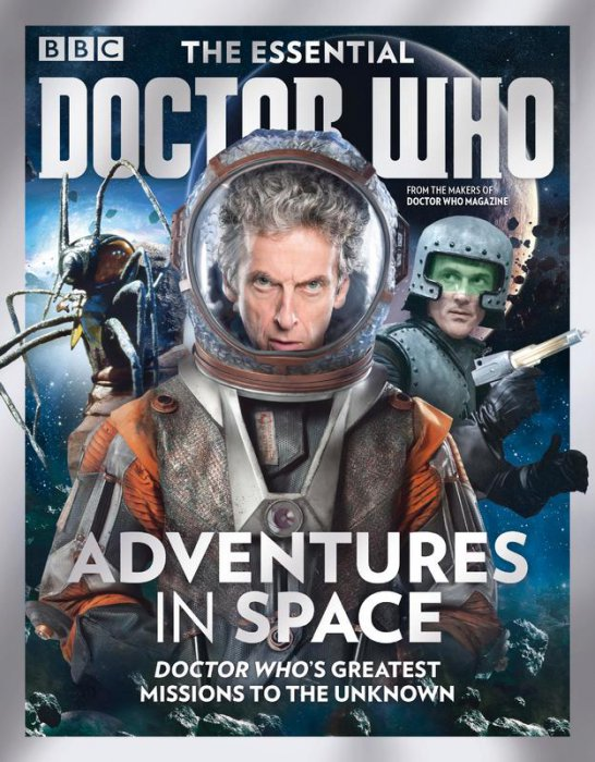 The Essential Doctor Who #11 - Adventures in Space