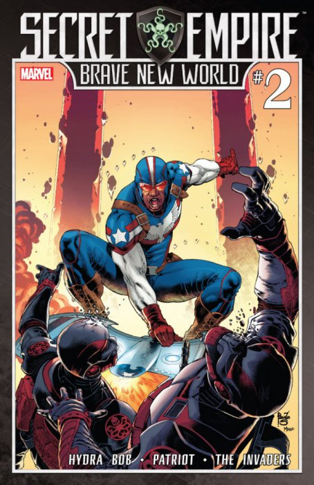 Secret Empire - Brave New World #2