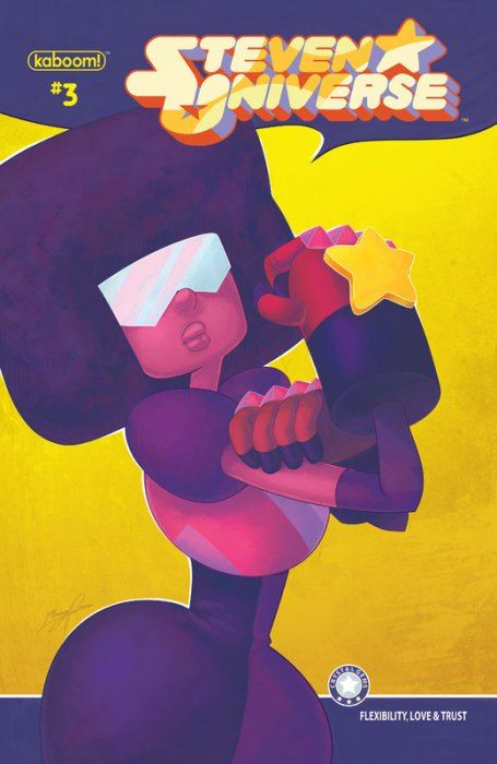 Steven Universe Ongoing #3
