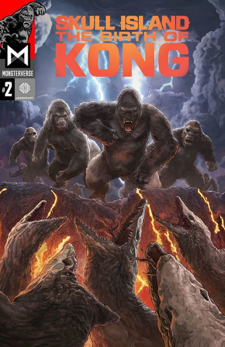 Skull Island - The Birth Of Kong #2