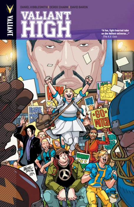 Valiant High #1 - TPB