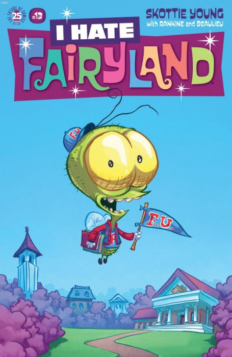 I Hate Fairyland #13