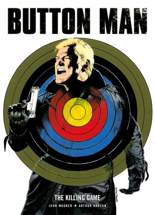 Button Man Vol.1-4 Complete