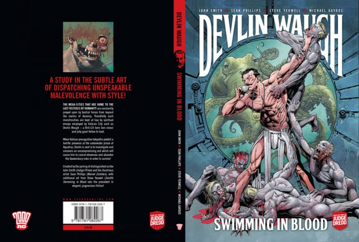 Devlin Waugh Vol.1 - Swimming in Blood
