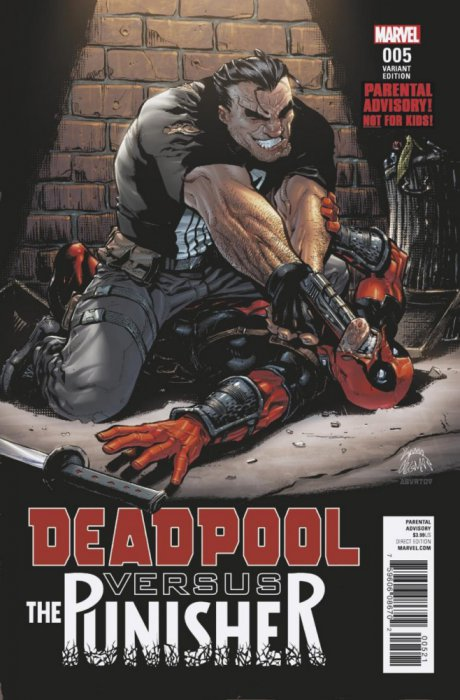 Deadpool vs. The Punisher #5