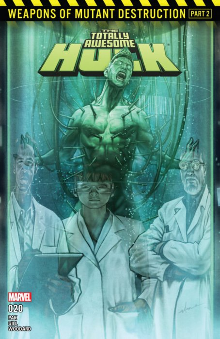 The Totally Awesome Hulk #20