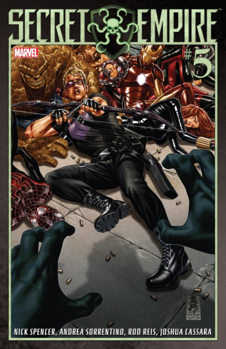 Secret Empire #5
