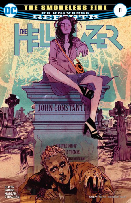 The Hellblazer #11