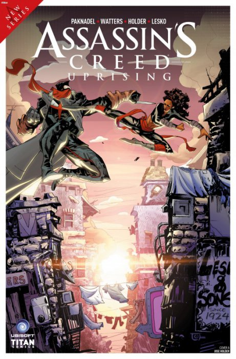 Assassin's Creed - Uprising #4