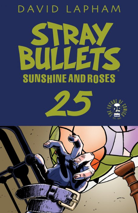 Stray Bullets - Sunshine & Roses #25