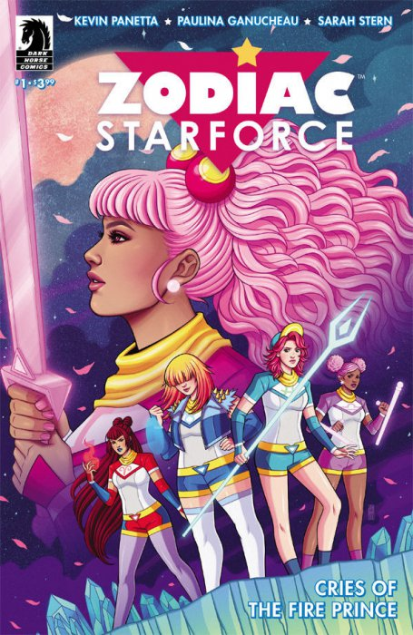 Zodiac Starforce - Cries of the Fire Prince #1