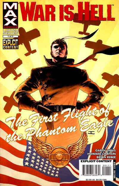 War Is Hell - The First Flight of the Phantom Eagle #1-5 Complete