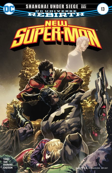 New Super-Man #13