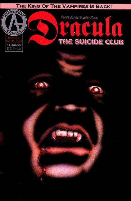 Dracula - The Suicide Club #1