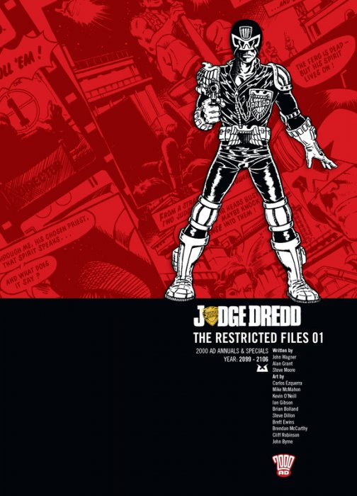 Judge Dredd - The Restricted Files Vol.1