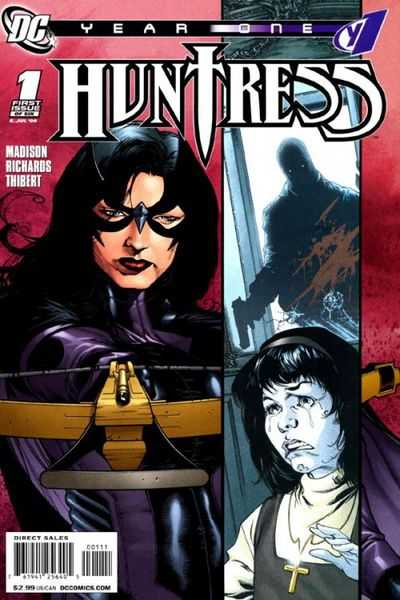 Huntress - Year One #1-6 Complete