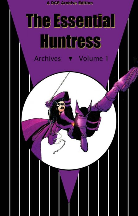 The Essential Huntress Archives Vol.1-9 Complete
