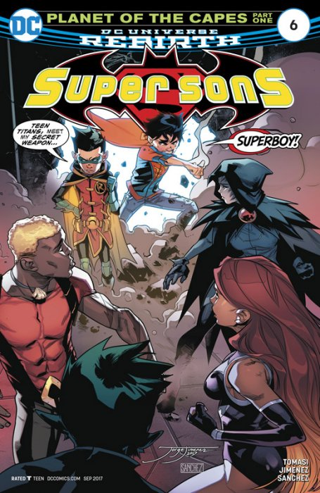 Super Sons #6
