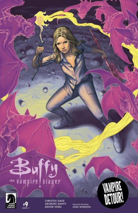 Buffy the Vampire Slayer Season 11 #9