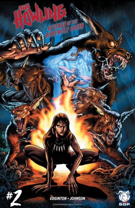 The Howling - Revenge of the Werewolf Queen #2