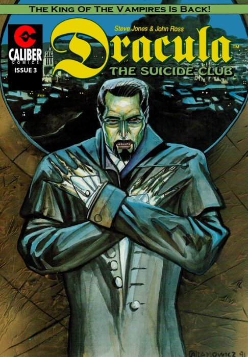 Dracula - The Suicide Club #3