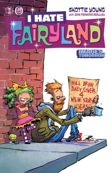 I Hate Fairyland #14