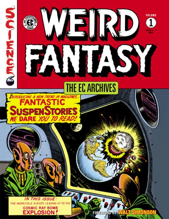 The EC Archives - Weird Fantasy Vol.1
