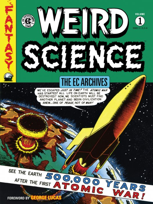The EC Archives - Weird Science Vol.1