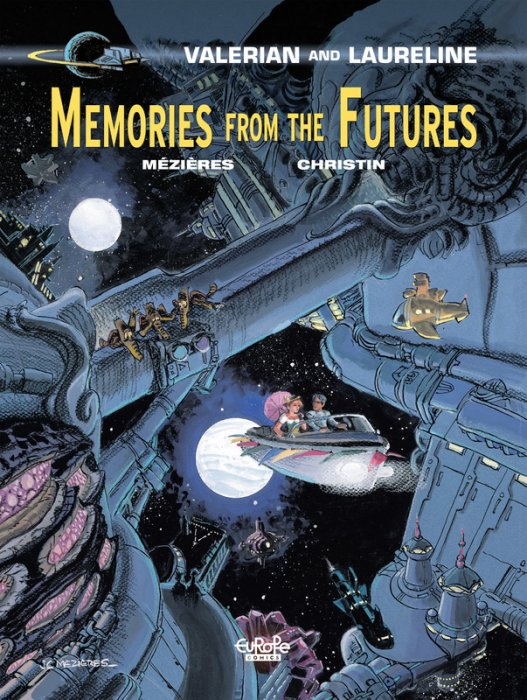 Valerian and Laureline #22 - Memories from the Futures