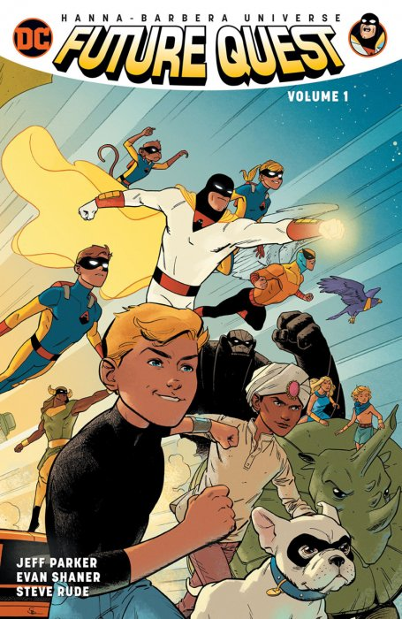 Future Quest Vol.1