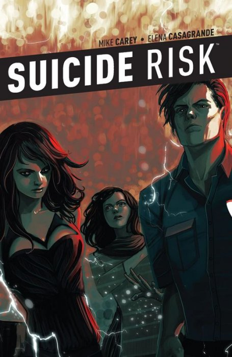 Suicide Risk Vol.6 - The Breaking of so Great a Thing