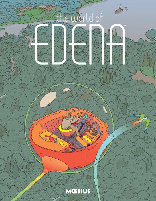 Moebius Library - The World of Edena #1