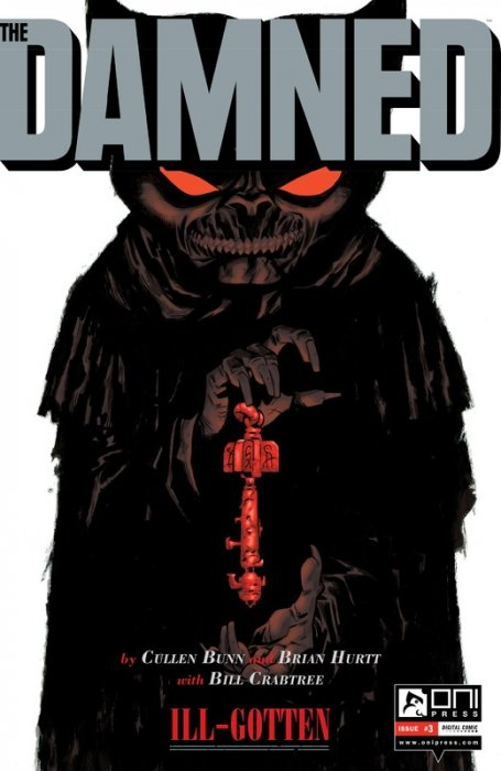 The Damned #3 » Download Free CBR, CBZ Comics, 0-day Releases comics