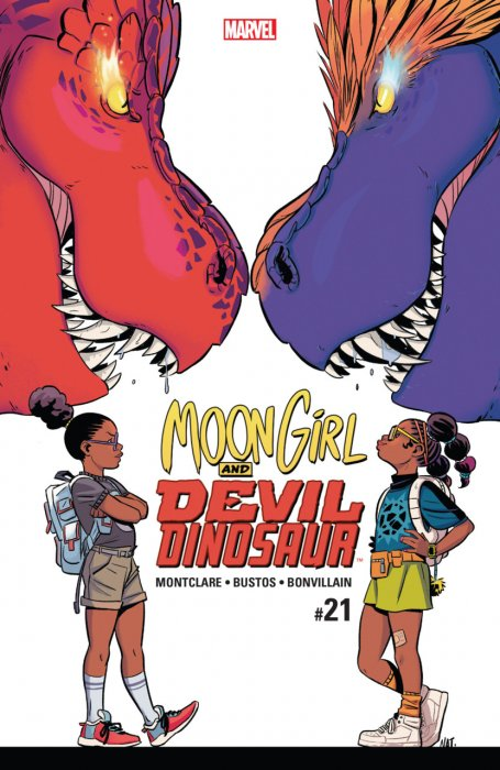 Moon Girl and Devil Dinosaur #21