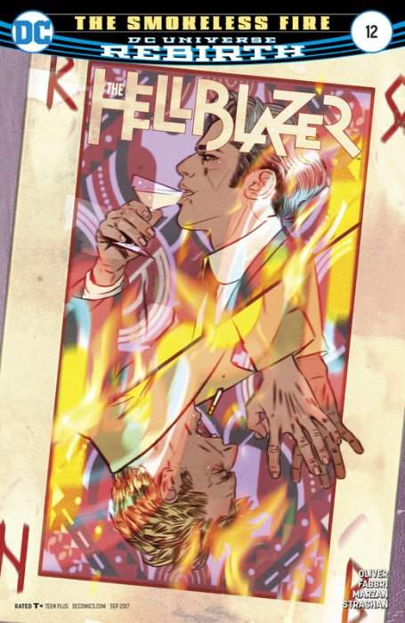 The Hellblazer #12