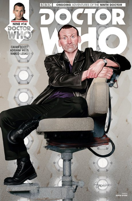 Doctor Who - The Ninth Doctor - Ongoing #14