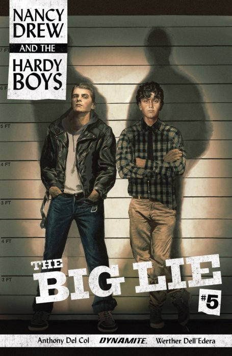 Nancy Drew and the Hardy Boys - The Big Lie #5