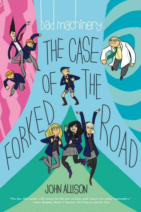 Bad Machinery Vol.7