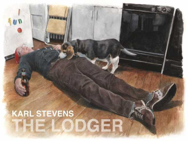 The Lodger #1 - GN